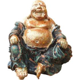 bouddha en résine coloré
