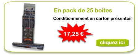 Pack de 25 boites super hit