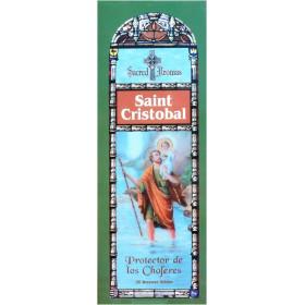 Encens Tulasi sarathi saint christophe.