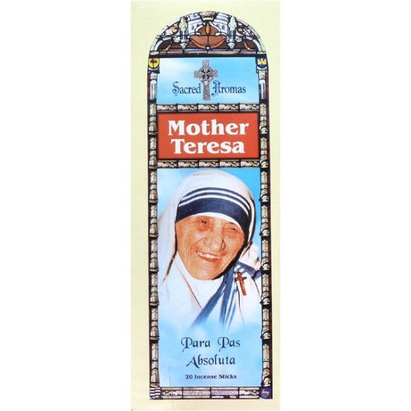 Weihrauch Tulasi Sarathi Mutter Teresa.
