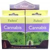 Cônes d'encens Tulasi cannabis.