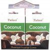 Tulasi Kokosnuss Weihrauchkegel