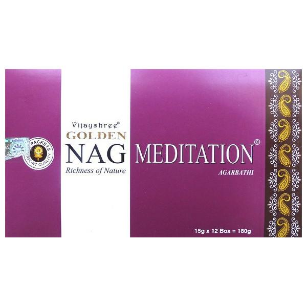 Encens golden nag méditation
