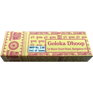 Encens goloka mini dhoop