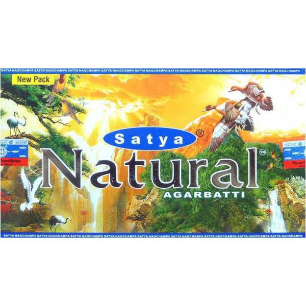 Räucherstäbchen satya natural 15 gr