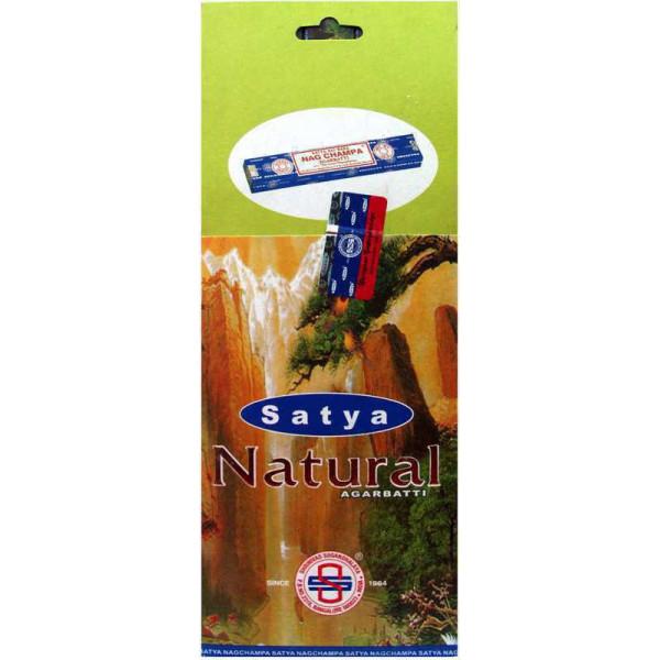 Räucherstäbchen satya natural 10 gr