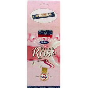 Encens batons satya fresh rose