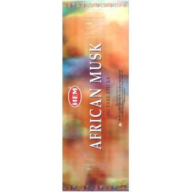 Encens hem musk africain 20 grammes.