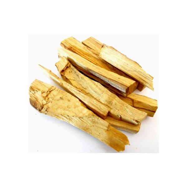 Bâtonnets brut bois de palo santo du Pérou