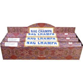 Boite d'encens tulasi nag champa 20gr.