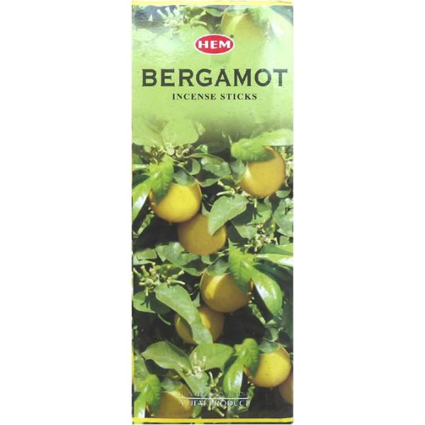 Hem Weihrauch mit Bergamotte 20gr.