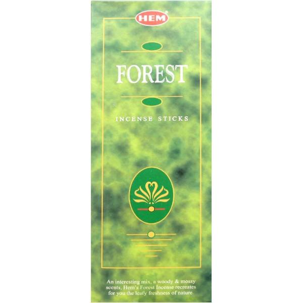 Encens hem forest 20 grammes.