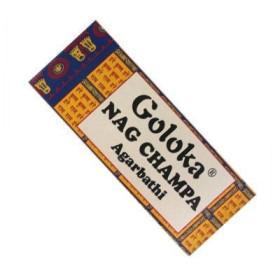pack goloka lot de 25 boite d'encens de 10 gr soit 250 gr au total