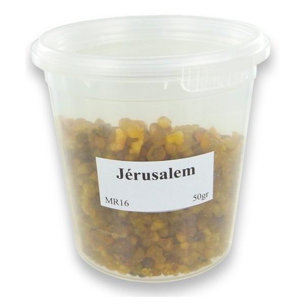 Encens résine en grains Jérusalem