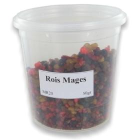 Encens résine en grains Rois Mages