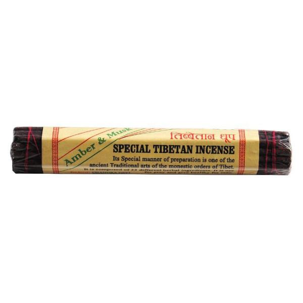 Encens bâtons spécial Tibetan