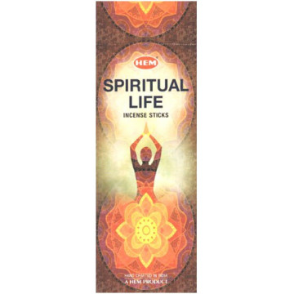 Encens Hem spiritual life, vie spirituelle