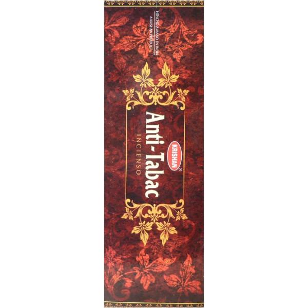 Boite d'encens krishan anti tabac