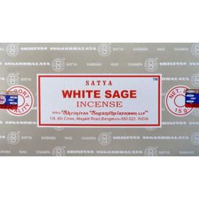 Encens batons satya sauge blanche 15g.