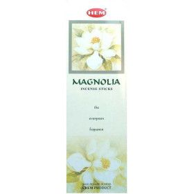 Encens hem magnolia 10 grammes.