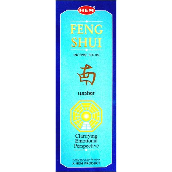 Encens hem feng shui élément Eau 20 grammes.