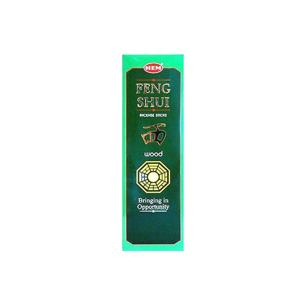 Encens hem feng shui élément Bois 20 grammes.