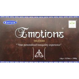 Encens batons satya émotions 15g.