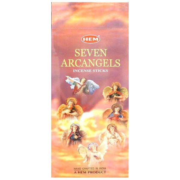 Encens hem sept archanges 20 grammes.
