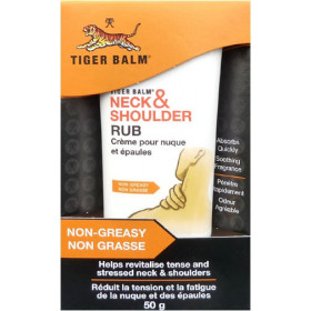 Crème baume du tigre pour nuque & épaules 50 gr.
