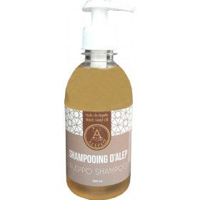 Shampoing d'Alep huile de nigelle