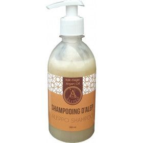 Shampoing d'Alep huile d'Argan