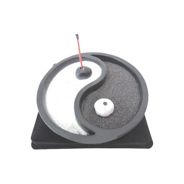 Porte encens mini jardin zen japonais zen et d coratif for Porte zen fiber