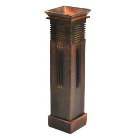 Porte encens colonne style japonais