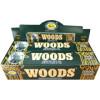 Encens woods 20 bâtons