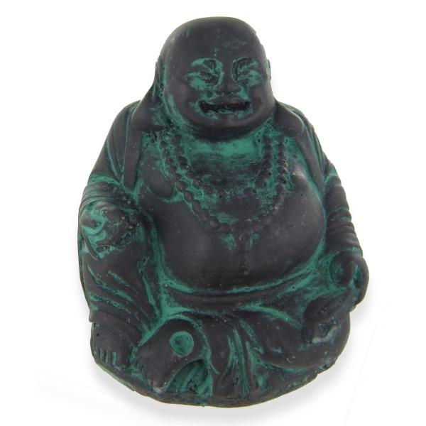 Bouddha porte-bonheur en résine