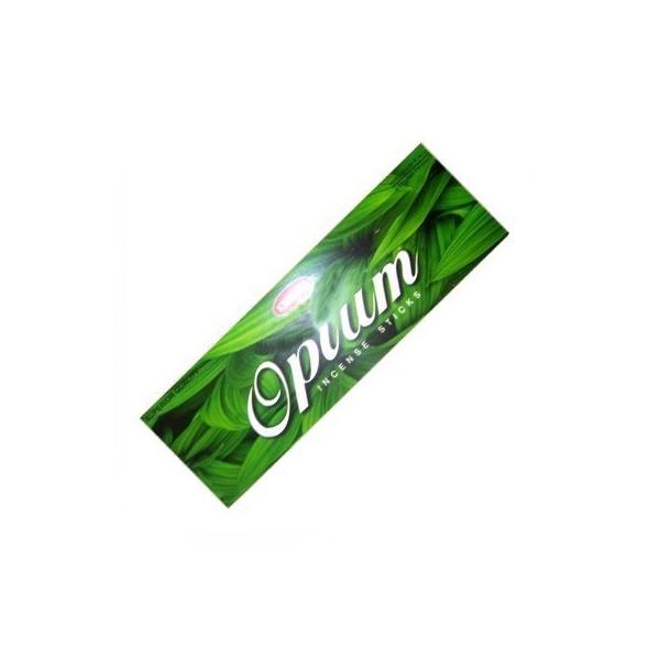 Packung mit 25 Schachteln Räucherstäbchen Opium