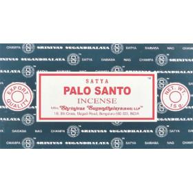 Räucherstäbchen Satya Palo Santo 15 g.