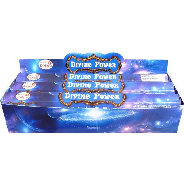 Boite d'encens tulasi force divine 20 gr.