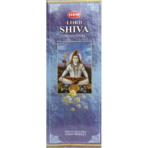 Weihrauch Saum Lord Shiva 20 Gramm.