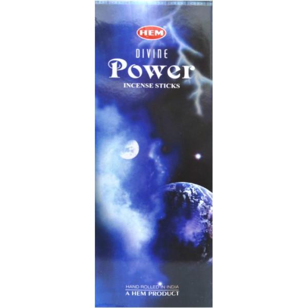 Encens hem énergie divine 20 grammes.