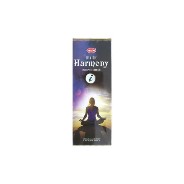 Encens hem harmonie divine 20 grammes.