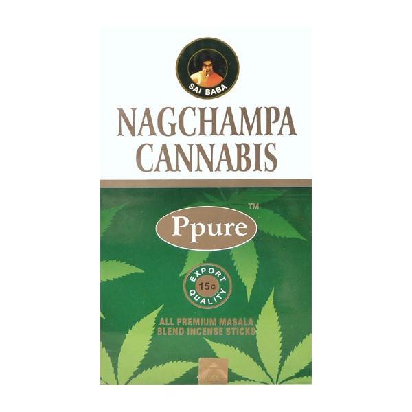 Encens bâtons Ppure cannabis