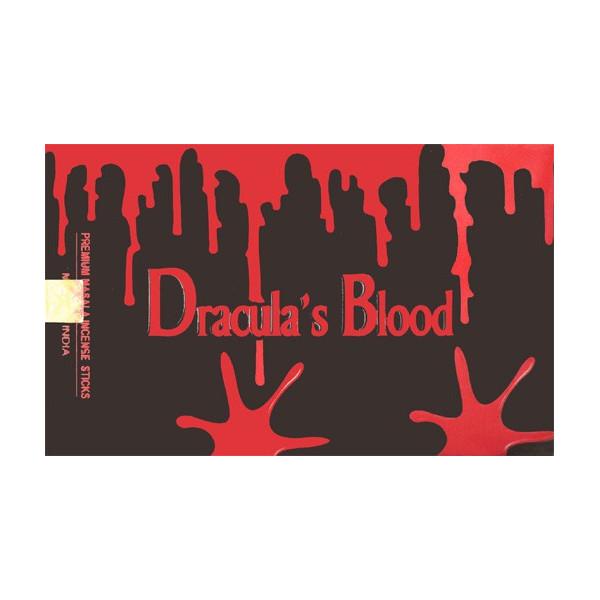 Räucherstäbchen Reines Blut von Dracula