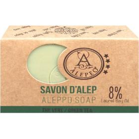 Aleppo Seife grüner Tee 100 gr.