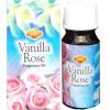 Flasche rosa Vanilleöl