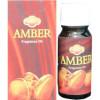 Flacon d'huile parfumée ambre