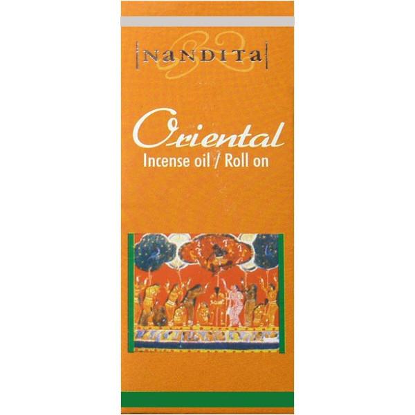 Orientalisches Nandita-Körperöl