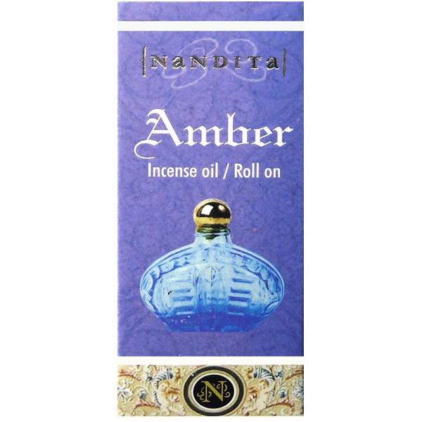 Amber Nandita Körperöl