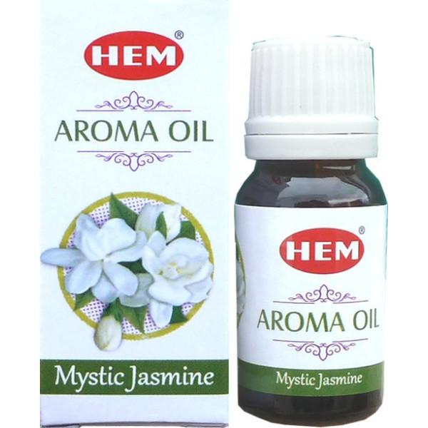 Flacon d'huile parfumée Hem jasmin mystique