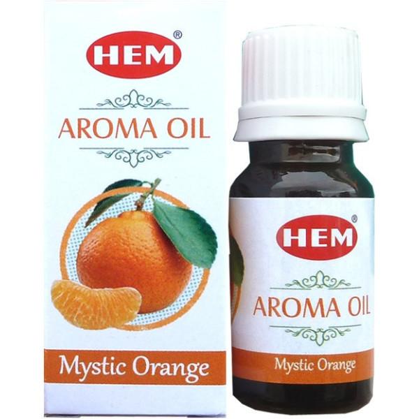Mystic Orange Hem duftende Ölflasche